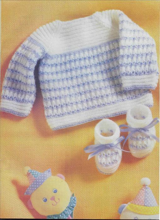 Для новорожденных своими руками кофточка 12