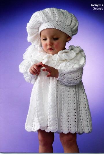 Вязание детских костюмчиков для девочек крючком Детские модели